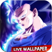 Fanart DBS and Dragon Z Live Wallpaper icon