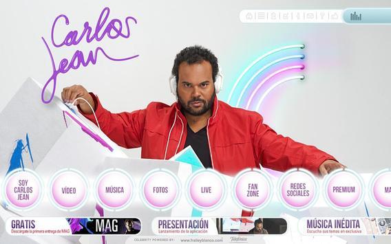 Carlos Jean Oficial poster