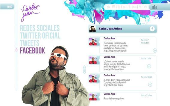 Carlos Jean Oficial screenshot 2