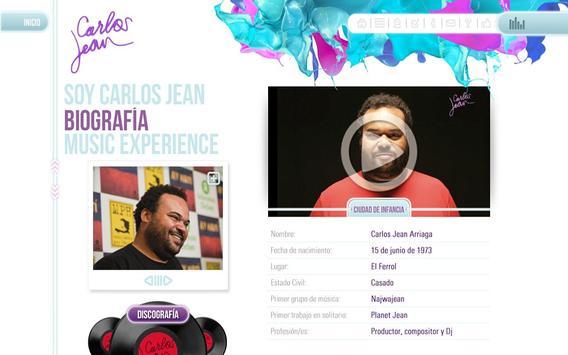 Carlos Jean Oficial screenshot 4
