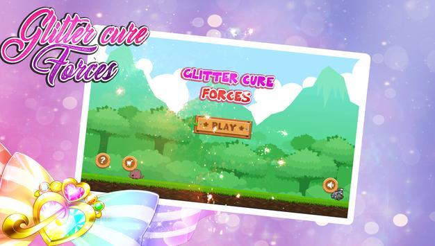 Glitterr Cure Forces apk screenshot