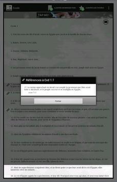 Bible SEGOND gratuite offline screenshot 5