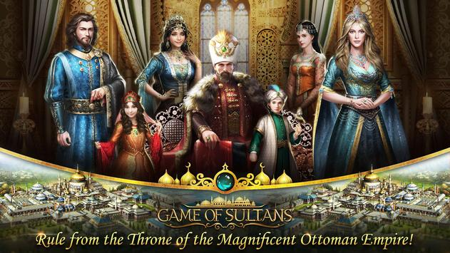 Game of Sultans ポスター