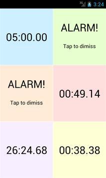 Timer App Beta poster