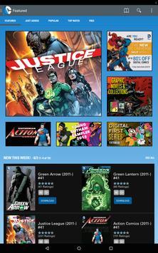 DC Comics apk screenshot