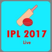 Live Cricket T20 I.P.L 2017 icon