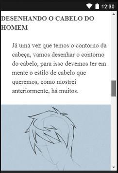 Desenhar Manga e Anime screenshot 1