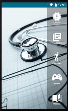 Hepatitis A Treatment Symptoms & Causes poster