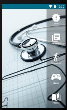 Stomach Cancer App screenshot 1