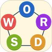 WORDS - A Word Shuffle Game 2018 icon