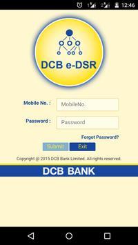 DCB Bank Lead Management App screenshot 1