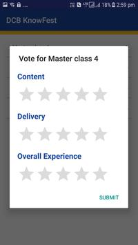 DCB KnowFest apk screenshot