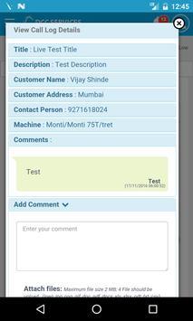 DCC Service apk screenshot
