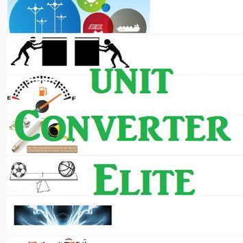 Unit Converter Elite poster