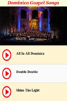 Dominica Gospel Songs screenshot 4