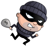 Run Criminal icon