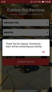 Dcontracto screenshot 4