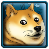 Such Flappy Doge icon
