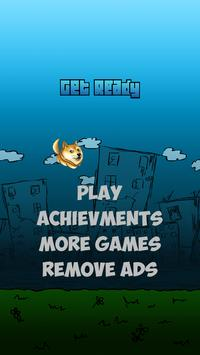 Such Flappy Doge poster