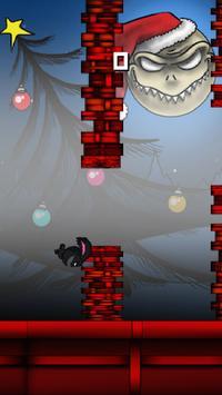 Flappy Christmas - Evil Bunny apk screenshot