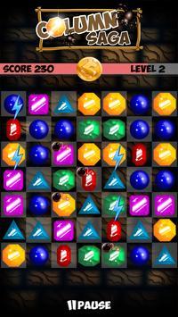 Column Saga apk screenshot