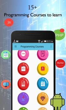 Programming Courses screenshot 1