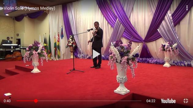 DCLM Choir Ministrations screenshot 4