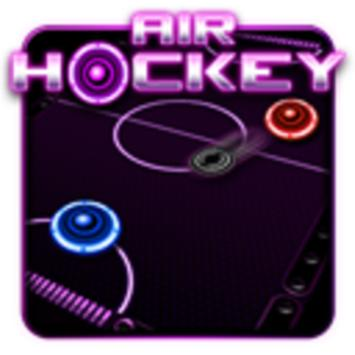 Air Hockey Pocket poster