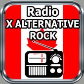 Radio X RADIO ALTERNATIVE ROCK Online Free Canada icon