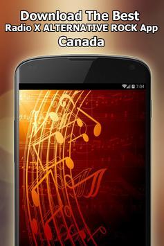 Radio X RADIO ALTERNATIVE ROCK Online Free Canada screenshot 11