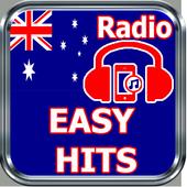 Radio EASY HITS Online Free Australia icon