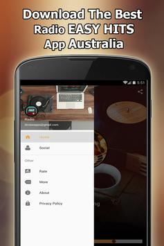 Radio EASY HITS Online Free Australia screenshot 13