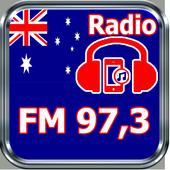 Radio FM 97,3 Online Free Australia icon