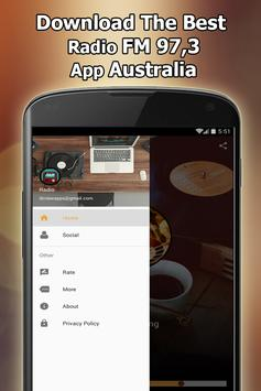 Radio FM 97,3 Online Free Australia screenshot 2