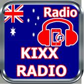 Radio KIXX RADIO Online Free Australia icon