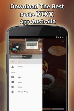 Radio KIXX RADIO Online Free Australia screenshot 2