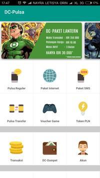 DC-Pulsa apk screenshot