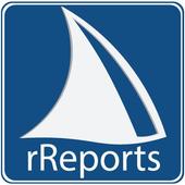 rReports icon