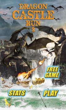 Dragon Castle Run 2 poster