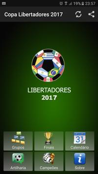 Copa Libertadores 2017 poster