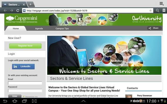 Digital University apk screenshot