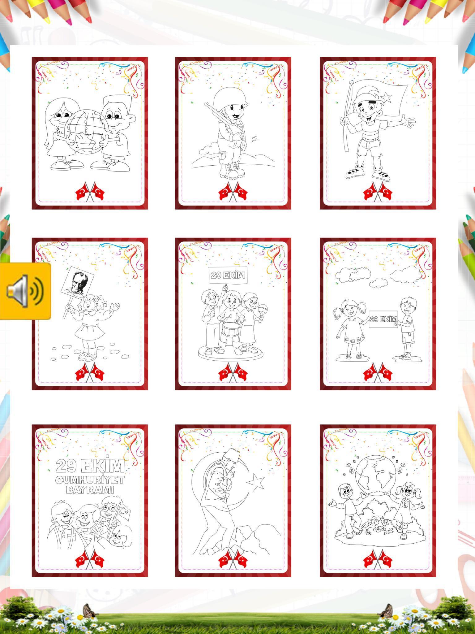 29 Ekim Boyama Kitabi Unreleased For Android Apk Download