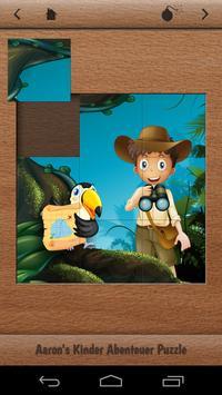 Aaron's Kids Adventure Game poster