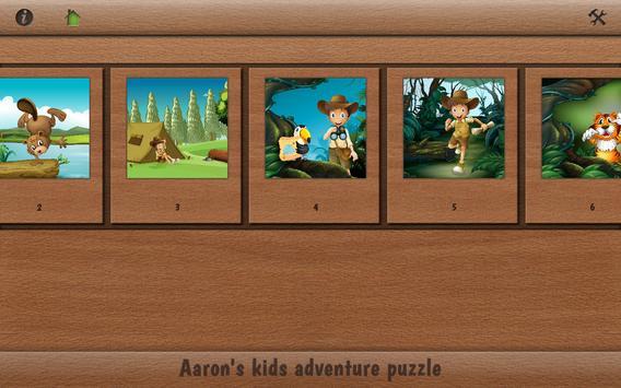 Aaron's Kids Adventure Game screenshot 13