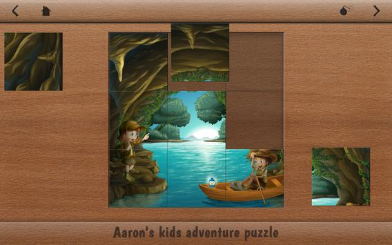 Aaron's Kids Adventure Game screenshot 14
