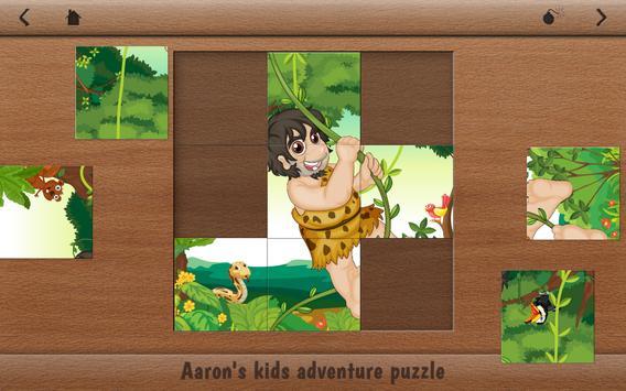 Aaron's Kids Adventure Game screenshot 3