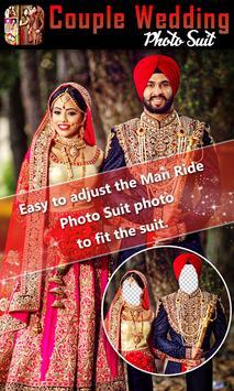 Indian Couple Wedding Suit screenshot 1