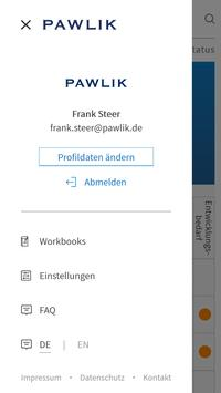 PAWLIK E-Learning App screenshot 2