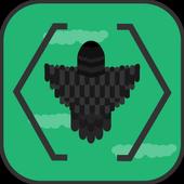 Bird on Escape icon