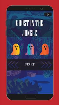 Ghost In The Jungle poster